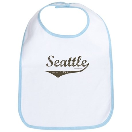 Seattle, Since 1853 Bib