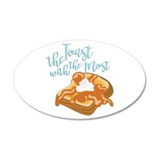 The Toast Wall Decal