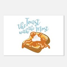 The Toast Postcards (Package of 8)