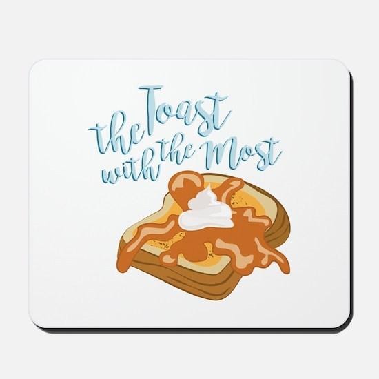 The Toast Mousepad