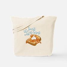 The Toast Tote Bag