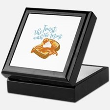 The Toast Keepsake Box