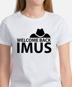 Welcome Back Imus Women's T-Shirt