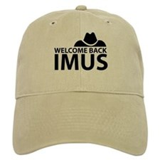 Welcome Back Imus Baseball Cap