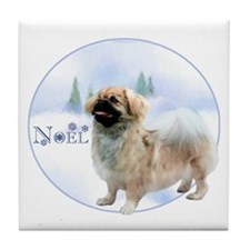 Tibbie Noel Tile Coaster