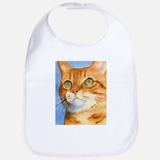 Red / Orange Tabby Bib