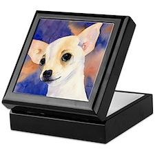 Chihuahua 5 Keepsake Box