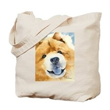 Chow Chow 2 Tote Bag