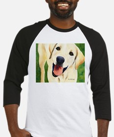Yellow Lab 4 Baseball Jersey