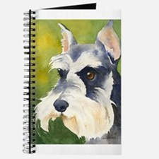 Miniature Schnauzer 3 Journal