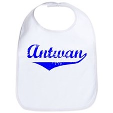 Antwan Vintage (Blue) Bib
