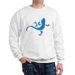 Cyan Gecko Sweatshirt