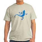 Cyan Gecko Light T-Shirt