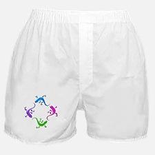 4 Geckos 4 Boxer Shorts