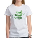 Great Gecko Women's T-Shirt