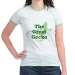 Great Gecko Jr. Ringer T-Shirt