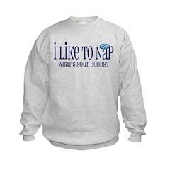 I Like To Nap Cat Sweatshirt