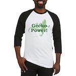 Gecko Power! Baseball Jersey