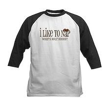 I Like To Nap Dog Tee