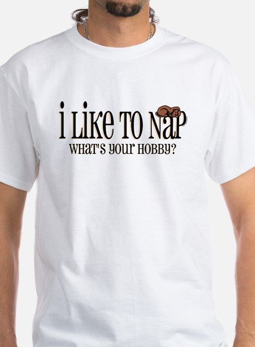 I Like To Nap Dog Shirt