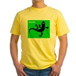 iGecko Yellow T-Shirt