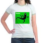 iGecko Jr. Ringer T-Shirt