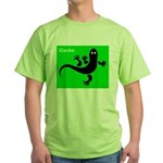 iGecko Green T-Shirt