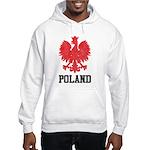 Vintage Poland Hooded Sweatshirt