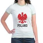 Vintage Poland Jr. Ringer T-Shirt