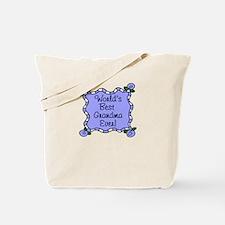 Worlds Best Grandma Ever Tote Bag