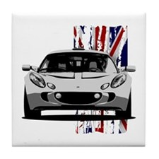 "Exige ""Tear it up!"" Tile Coaster"