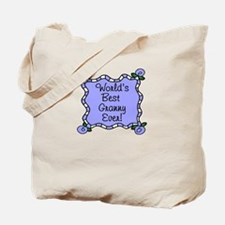 Worlds Best Granny Ever Tote Bag