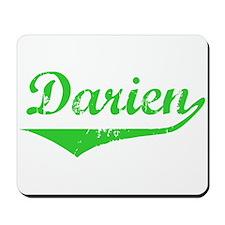 Darien Vintage (Green) Mousepad