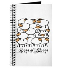 Heap Of Sheep Journal