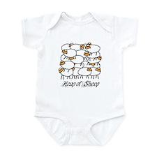 Heap Of Sheep Infant Bodysuit