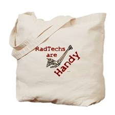 Rad Techs Tote Bag