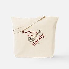 Rad Techs Tote Bag