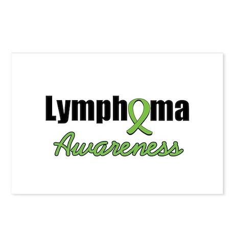 Lymphoma Awareness Postcards (Package of 8)