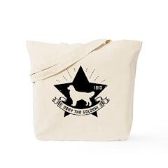Golden Retriever Revolution- Icon Tote Bag
