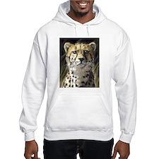 Cheetah Hoodie Sweatshirt