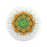 Om Orange/Green Burst 3.5