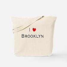 I love Brooklyn Tote Bag