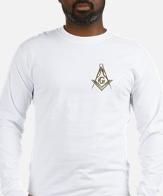 The Square and Compasses Long Sleeve T-Shirt