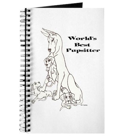 C Best Pupsitter Journal