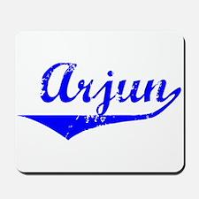 Arjun Vintage (Blue) Mousepad