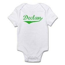 Declan Vintage (Green) Infant Bodysuit