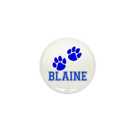 Blaine Mini Button
