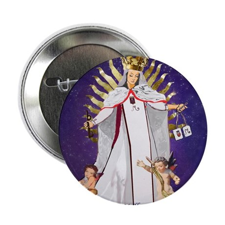 "Our Lady of Mercy 2.25"" Button (100 pack)"