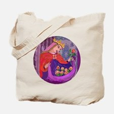 Queen Isabel of Portugal Tote Bag