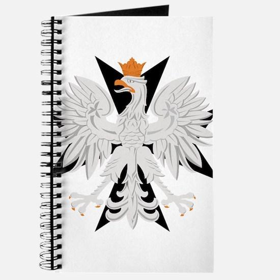 Polish Eagle Black Maltese Cr Journal